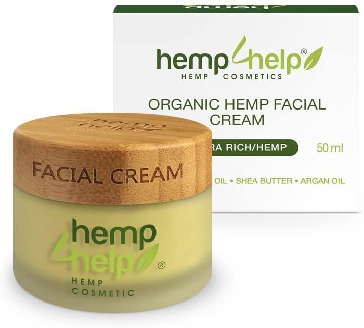 Crème au CBD pour peaux sèches - HEMP COSMETIC