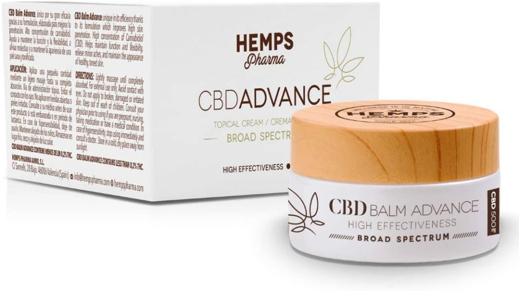 Crème au Chanvre pour peaux atopiques - Hemps Pharma